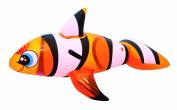 Bestway 160cm Clown Fish Ride-on
