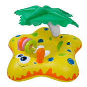 Poolmaster Starfish Baby Seat with Canopy
