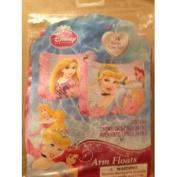 Disney Princess Inflatable Arm Floats