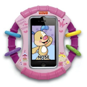 Fisher-Price Laugh and Learn Apptivity Case for iPhone and iPod Touch Devices, Pink