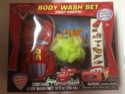Cars Body Wash Set Berry Scented