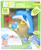 Animal Planet Bubble Blower Set, Dolphin