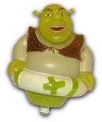 Shrek Toy Fishing Bobber