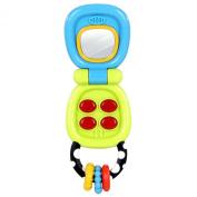 Bright Starts Start Your Senses My Little Flip Phone Toy