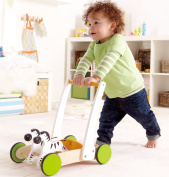 Hape Galloping Zebra Cart