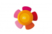 Sevi - Wooden Baby Rattle - Flower