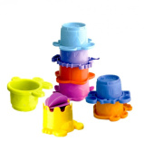 Baby Toys - B Kids - Stacks O' Fun Games Kids New 000685