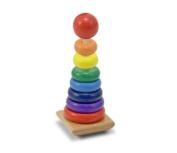Rainbow Stacker 21cm by Melissa & Doug