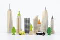 Wonderworld Toys City Skyline Glow Bocks