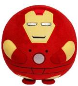 Ty Beanie Ballz Iron Man Plush, Medium