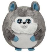 Ty Beanie Ballz Yukon Husky Plush, Medium