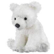 Polar Bear Stuffed Animal Plush Toy 25cm L