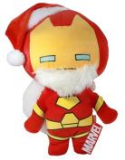 Sega Iron Man Marvel Super Jumbo Santa Claus 48cm Plush Doll