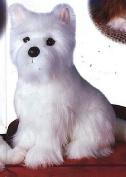 Gigi Westie Dog 30cm by Douglas Cuddle Toys