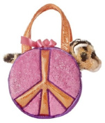 Aurora World Fancy Pals Peace Sunrise Plush Toy Pet Carrier