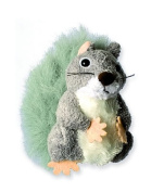 Finger Puppet Grey Squirrel