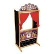 Quality value Deluxe Puppet Theatre By Melissa & Doug