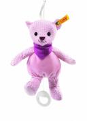 Steiff Little Circus Teddy Bear Music Box, Pink Baby Plush