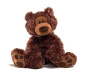 Plush - Bear - Philbin Chocolate Jumbo 70cm New Soft Doll Gund Licenced 4034055