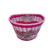 Kidzamo Woven Basket, Flower Design