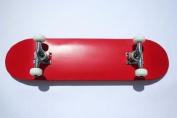 Blank Complete Skateboard RED 19cm Skateboards
