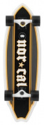 Nor Cal Mediaeval Shark Cruzer Skateboard Deck