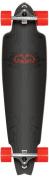 Makaha Stealth Downhill Longboard, Black, 25cm x 100cm
