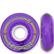 Hyper Hockey Formula G X-Flex 136903 Indoor Wheels 76/76A