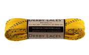 Yellow 180cm Waxed Skate Lace - Derby Laces Roller Derby