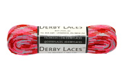 Pink Camouflage 180cm Waxed Skate Lace - Derby Laces Roller Derby