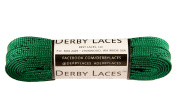 Kelly Green 180cm Waxed Skate Lace - Derby Laces Roller Derby