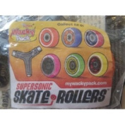 Sonic - Purple Supersonic Skate Rollers