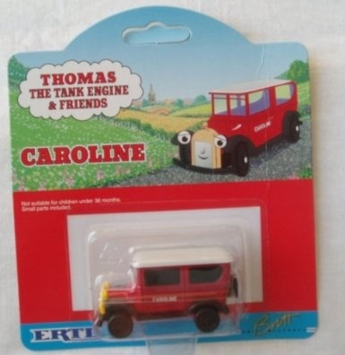 Thomas And Friends Caroline