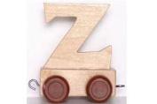 Legler Letter Train Z Children's Furniture