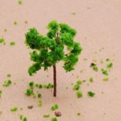 Model Tree Train Set Scenery Landscape HO N Z - 25PCS