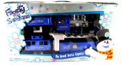 FROSTY THE SNOWMAN GRAND ARCTIC EXPRESS TRAIN SET G Scale Christmas Toy Large
