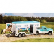 Breyer 1:32 Stablemates Truck and Gooseneck Trailer Model