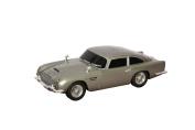 James Bond 50th Anniversary! Aston Martin DB5 Motorised Light & Sound SECRET AGENT. Car Size approx 23cm
