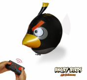 Angry Birds Air Swimmers Turbo - Flying Remote Control Balloon Toy - Black Angry Bird