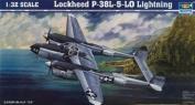 Trumpeter 1:32 - Lockheed P-38L-5-L0 lightning
