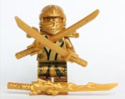 LEGO Ninjago - The GOLD Ninja - No Original Packaging