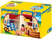 Playmobil 6778 1.2.3 Take Along Farm Barn