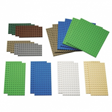 LEGO small building plates