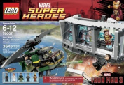 LEGO Super Heroes Iron Man(TM) Malibu Mansion Attack 76007