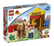 LEGO DUPLO Toy Story Jessie's Round-up