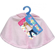 Fibre Craft Springfield Collection Poncho for Doll, Pink