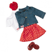 Our Generation Jeans Can Come True Doll Clothes and Accesories fits most 46cm Dolls