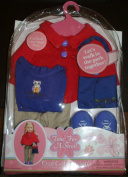 """Time for a Stroll"" Our Generation Doll Clothes - Fits Most 18""/46cm Dolls"
