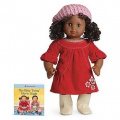 American Girl Bitty Baby Twins Fall Flowers Dress for Dolls + Book