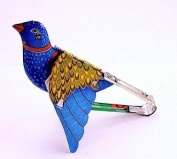 Collectible Tin Whistling Partridge Bird Tweets sweetly